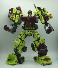 NBK Devastator NEW transforms Transformation Boy Toy Oversize Action Figure