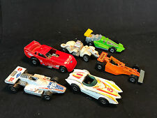 Old Vtg Diecast Hotwheels Toy Car LOT Second Wind Formula 5000 Motorcraft