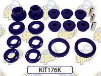 SuperPro FOR HOLDEN COMMODORE VE VF ENHANCEMENT BUSH KIT - REAR TRACTION KIT176K