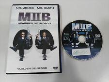 HOMBRES DE NEGRO II MIIB - DVD WILL SMITH TOMMY LEE JONES CASTELLANO ENGLISH