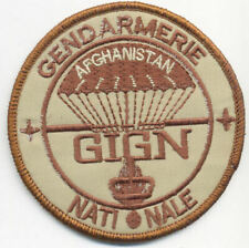 GENDARMERIE + PARA / GIGN AFGHANISTAN - SABLE