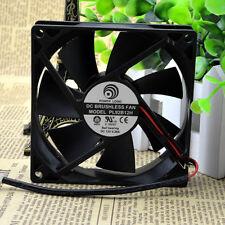 PRO LOGIC  PL92B12H fan 90*90*25mm 2pin 12V 0.28A