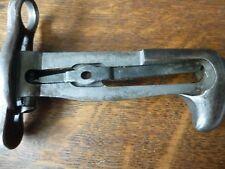 WWII Era M1 Garand Bayonet USGI Spring Locking Mechanism Lock Mech Part Complete
