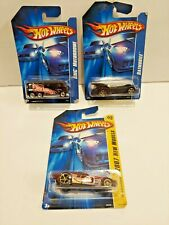 HotWheels NIB K6135 J8034 J8035 Batmobile GMC Motorhome Nitro Doorslammer Lot 3
