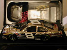2007 Dale Earnhardt Jr #8 Bud COT 1/24 WHITE GOLD Elite