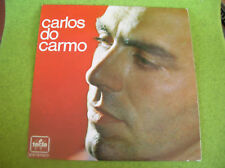 LP CARLOS DO CARMO-TECLA-TES 6007- PORT PRESS