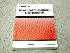 HONDA CBR 600 RR , ab 2007 , PC40 , PC 40  Werkstatthandbuch Reparaturanleitung