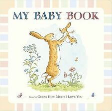 Guess How Much I Love You: My Baby Book by Sam McBratney (Hardback, 2014)