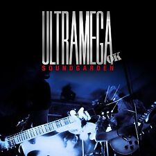 SOUNDGARDEN ULTRAMEGA OK DOPPIO VINILE LP EXPANDED REISSUE NUOVO