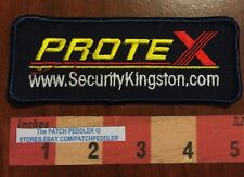 PROTE X Kingston Security Collector Patch Waco / Ft. Worth Texas 5OU7