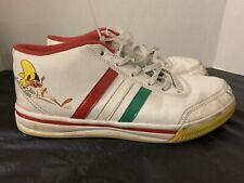 Adidas Shooting Star Speedy Gonzales Looney Tunes Sneakers Size 6