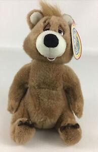 Looney Tunes Three Bears Junior Bear Plush Stuffed Vintage Warner Bros 1995 Toy