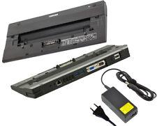 Toshiba PA3916E-1PRP Dockingstation für Portege R700 R830 R930 inkl. 90 Watt NT