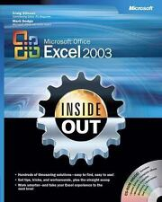 Microsoft Office Excel 2003 Inside Out-ExLibrary