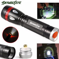 Outdoor Camping 3000LM 3 Modes CREE XML T6 LED 18650 Flashlight Torch Lamp Light