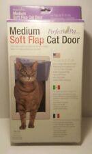 "Perfect Pet Soft Flap Cat Door with Telescoping Frame, Medium, 7"" x 11.25"" Flap"