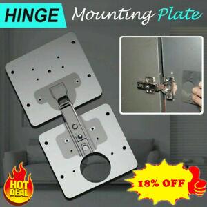 Steel Hinge Side Plate Repair Rack Tool Hardware