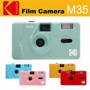 Kodak Vintage retro M35 35mm Reusable Film Camera with Flash