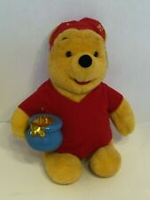 🔴 DISNEY Winnie the Pooh Mattel 1998 Honey Pot Night Light Friend Plush Toy C9