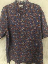 Reyn Spooner Men's Short Sleeve Buttondown Hawaiian Shirt XXL ~NEW~