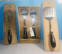 Rae Dunn Toss and Serve, Whisk, Serve Utensil Set NEW