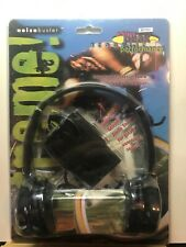 Brand New ~ Noise Buster Extreme Portable Stereo Headphone System (10213009-1)