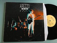 2 LP  Arezzo Wave Ritmo Tribale Future Memories Redox