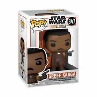 POP! Star Wars: Mandalorian - Greef Karga
