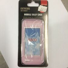 Nokia 5800 Extreme Silicon Case in Pink XS-5800PK. Brand New original package.
