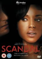Nuovo Scandal Stagione 2 DVD