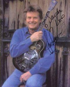 Joe Brown - Singer - Signed Postcard - COA (13468)