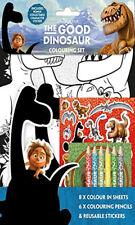 Le Bon Dinosaures Jeu de Coloriage Enfants Activité Autocollants Cadeau de Noël