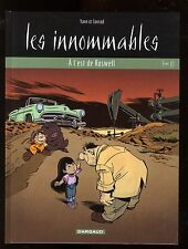 INNOMMABLES (LES)   T10  A l'Est de Roswell  YANN  CONRAD    EO 2002   DARGAUD