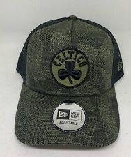 New Era  - NBA Boston Celtics Trucker Cap Neu Snapback