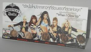 "PUSSYCAT DOLLS ""DOLL DOMINATION"" THAILAND PROMO DISPLAY - Nicole Scherzinger"