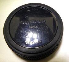 OM Olympus Rear Lens Cap Zuiko OEM 28mm 50mm f1.8 f2.8 F