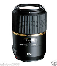NEW TAMRON SP 90mm F2.8 Di MACRO 1:1 USD F004 (90 mm F/2.8) Lens for Sony*Offer