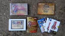 Zelda en Castellano de Snes, edición 25ª Aniversario Dorado COMPLETO