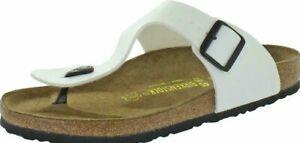 NEW Birkenstock Ramses Thong Sandals White  EUR 45 Men's 12 Standard Width
