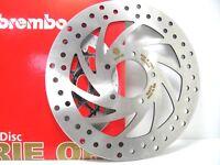 DISCO FRENO DELANTERO BREMBO 68B407B0 APRILIA SCARABEO GT 125 2002 2003