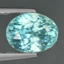 2,23 CTS EXCELENTE CIRCON AZUL. Natural blue zircon.