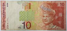 BA0979533 $10 Ali Side  banknote  very nice ! !