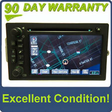Cadillac Chevy Navigation GPS BOSE LUX Radio CD Player Stereo Display 15230099