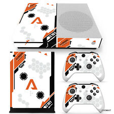 Xbox One S Console Skin Decal Sticker TitanFall + 2 Controller Skins Set Design