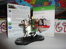 Legolas and Gimli 031 w/ Unpunched Token Heroclix Lord of the Rings Two Towers