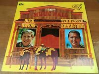 Buck Owens & Tennessee Ernie Ford Country Gold Award New & Sealed LP