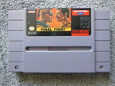 Final Fight-para Super Nintendo SNES - (NTSC versión de Estados Unidos)