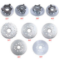 "Motorized Bike 32-44T Sprocket 1.5"" Adapter Fit 415 Chain 80cc 2 Stroke Bicycle"