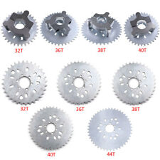 """32-44T Sprocket 1.5"""" Adapter For 415 Chain 80cc 2 Stroke Bicycle Motorized Bike"""