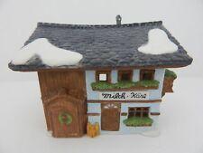 Dept 56 Alpine Village ~ Milch-Kase ~ Mint In Box 65404
